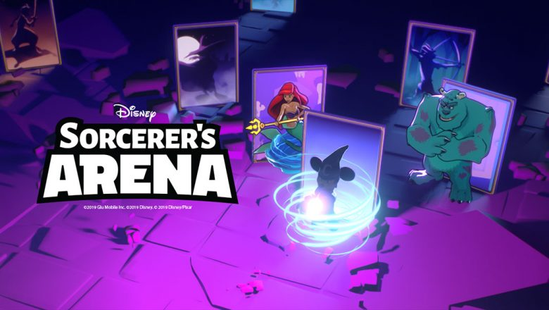 Disney-mobile-game-Disney Sorcerer's Arena